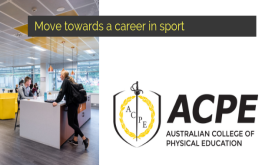 Bring it on Sports and ACPE announce Industry Partnership